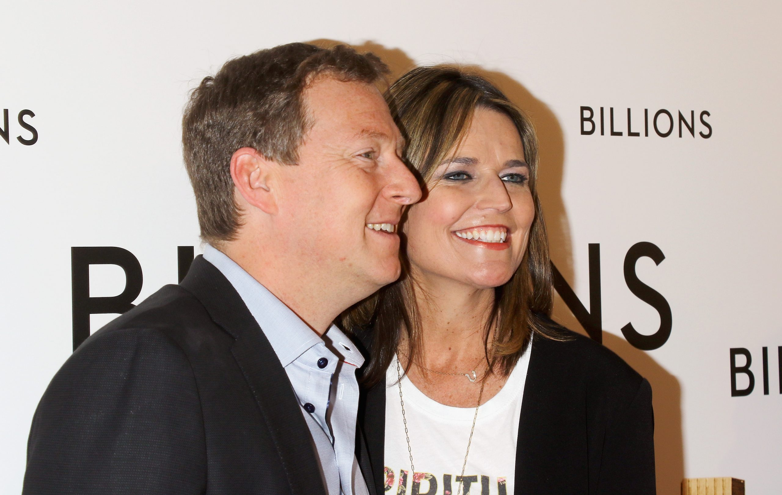 Today Show Savannah Guthrie Admits It Took Her Some Time To Realize When Her Husband Proposed