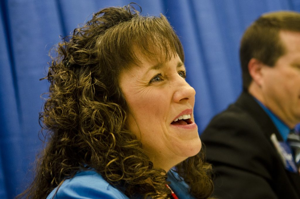 Michelle Duggar and Jim Bob Duggar promote  their book, 'A Love That Multiplies'