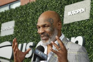 'Shark Week 2020': Mike Tyson Contends With a Shark for an Interesting Reason