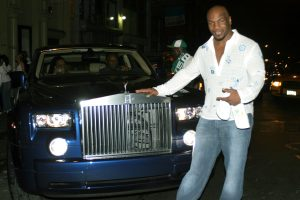 Mike Tyson Avoided Arrest By Bribing the Police With a Rolls Royce
