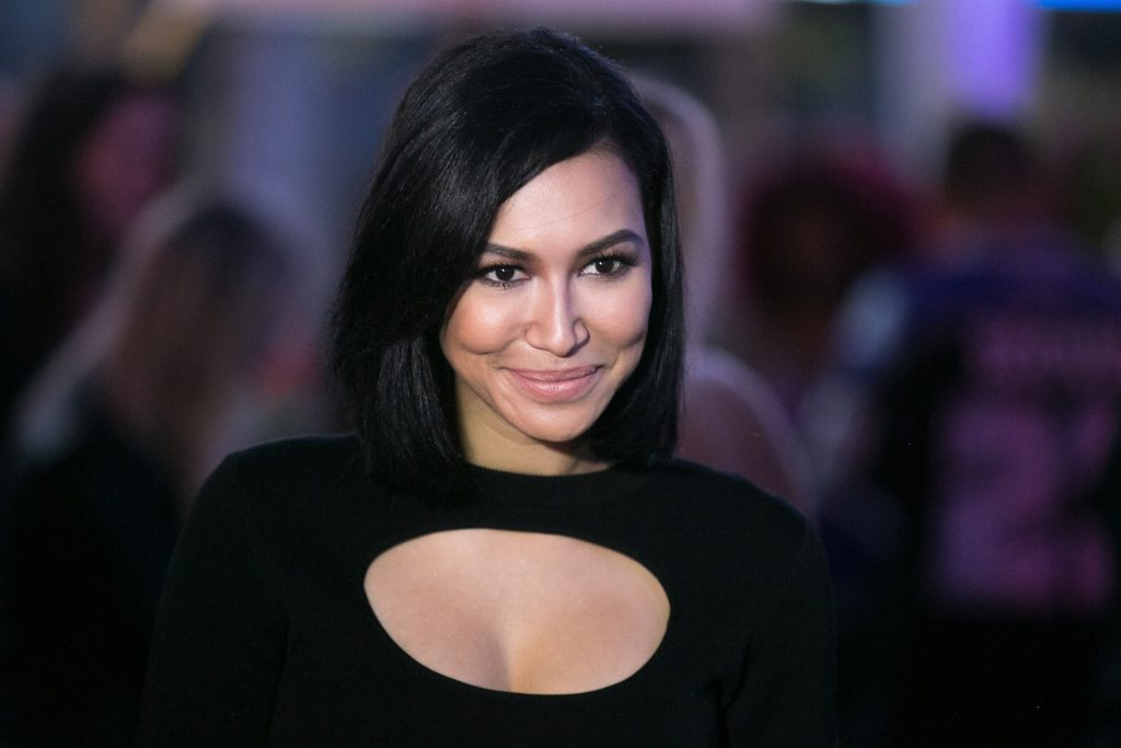 Naya Rivera |  Gabriel Olsen/Getty Images