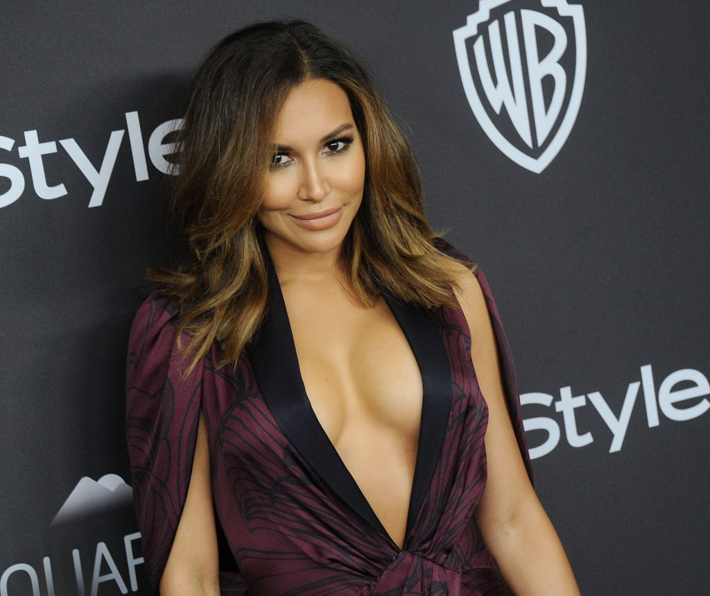 Naya Rivera at the 2016 InStyle and Warner Bros. 73rd Annual Golden Globe Awards Post-Party | Gregg DeGuire/WireImage