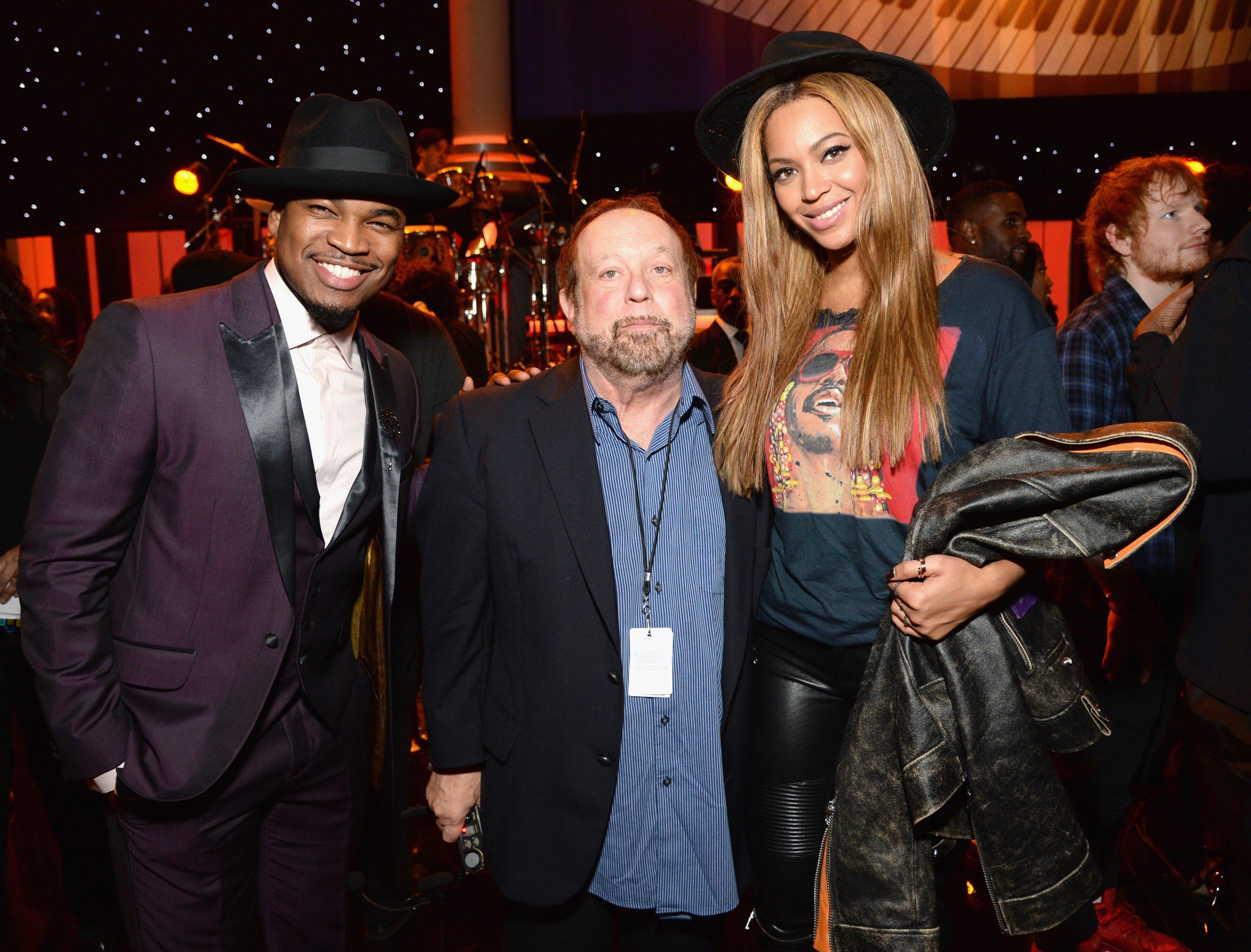 Ne-Yo and Beyoncé