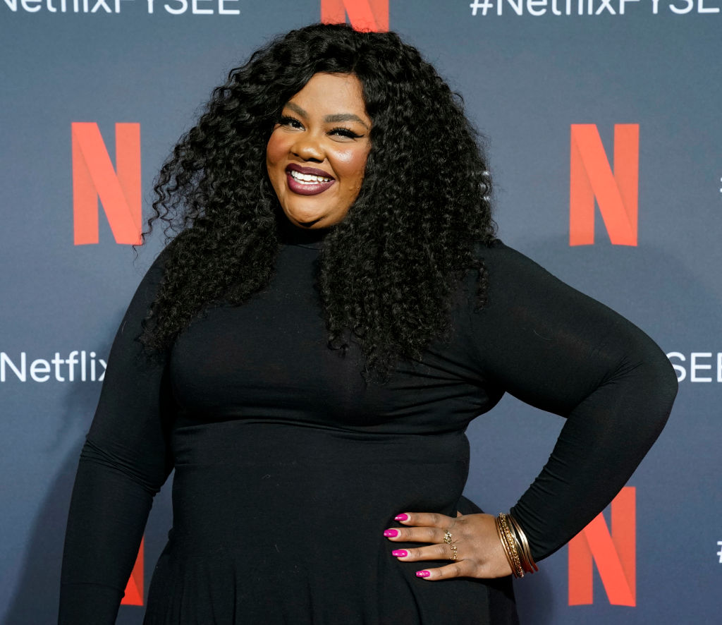 Nicole Byer, Nailed It! host