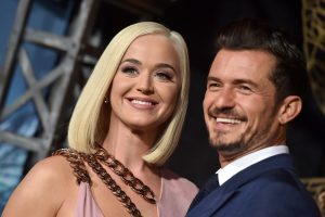 Katy Perry Shares How Orlando Bloom Helped Her in Her Struggles With Depression