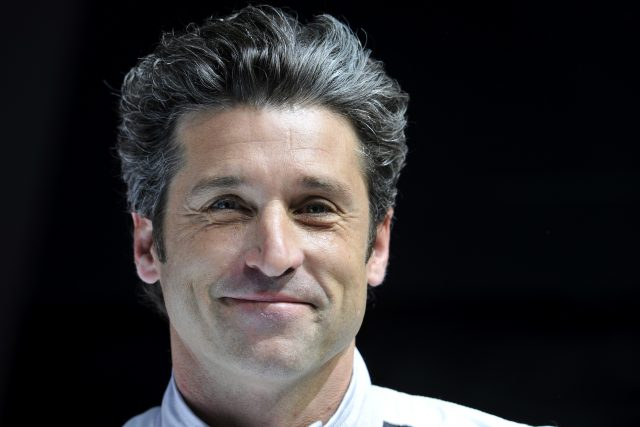 Patrick Dempsey's Vintage Jaguar Is Worth Over $100k