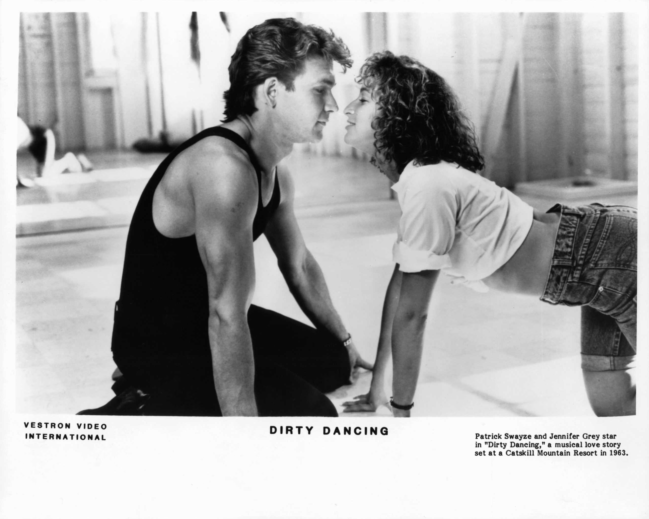 Dirty Dancing's Jennifer Grey working on new dance film