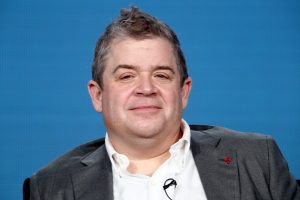 Patton Oswalt Accidentally Got So High That He Did a Whole Comedy Show With His Eyes Closed