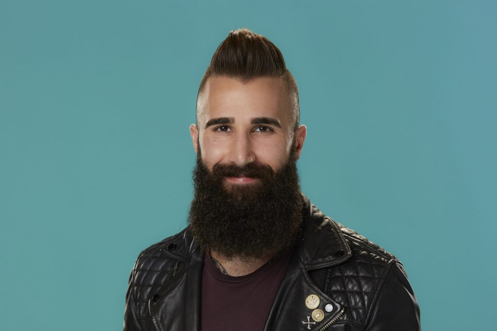 'Big Brother' star Paul Abrahamian