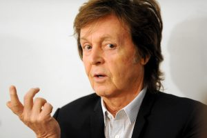 Paul McCartney's Backstage Demands Spotlight His Commitment to a Vegan Lifestyle