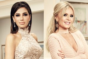 'RHOC': Peggy Sulahian Claps Back at Tamra Judge for Saying 'Housewives' Needing Subtitles Don't Belong