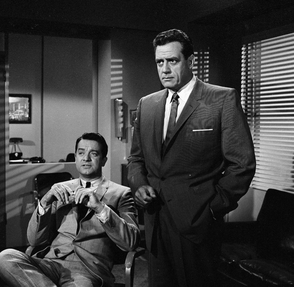 Perry Mason.'