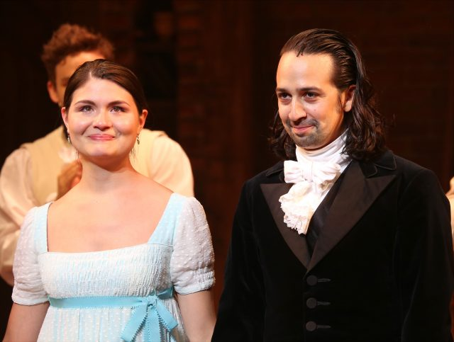 'Hamilton': Eliza's Gasp at the End Inspired Multiple Fan Theories, But Here's What Lin-Manuel Miranda Said