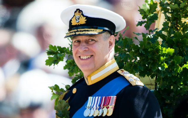 Prince Andrew Is 'Spoiled and Entitled' Insider Says