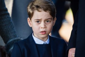 Prince George's New Birthday Photo Is a Nod to Prince Harry