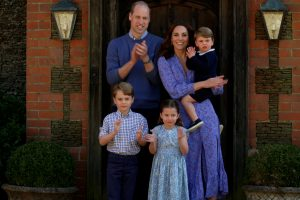 Prince William and Kate Middleton Have Adopted a New Rule For Disciplining Their Children When They're Naughty