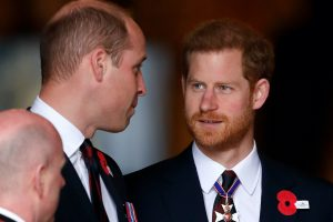 Prince William's Warning to Prince Harry About Meghan Markle Is Revealed in New Biography
