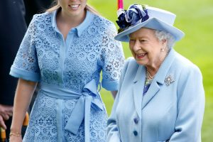 Queen Elizabeth Left Princess Beatrice's Wedding Early — Here's Why