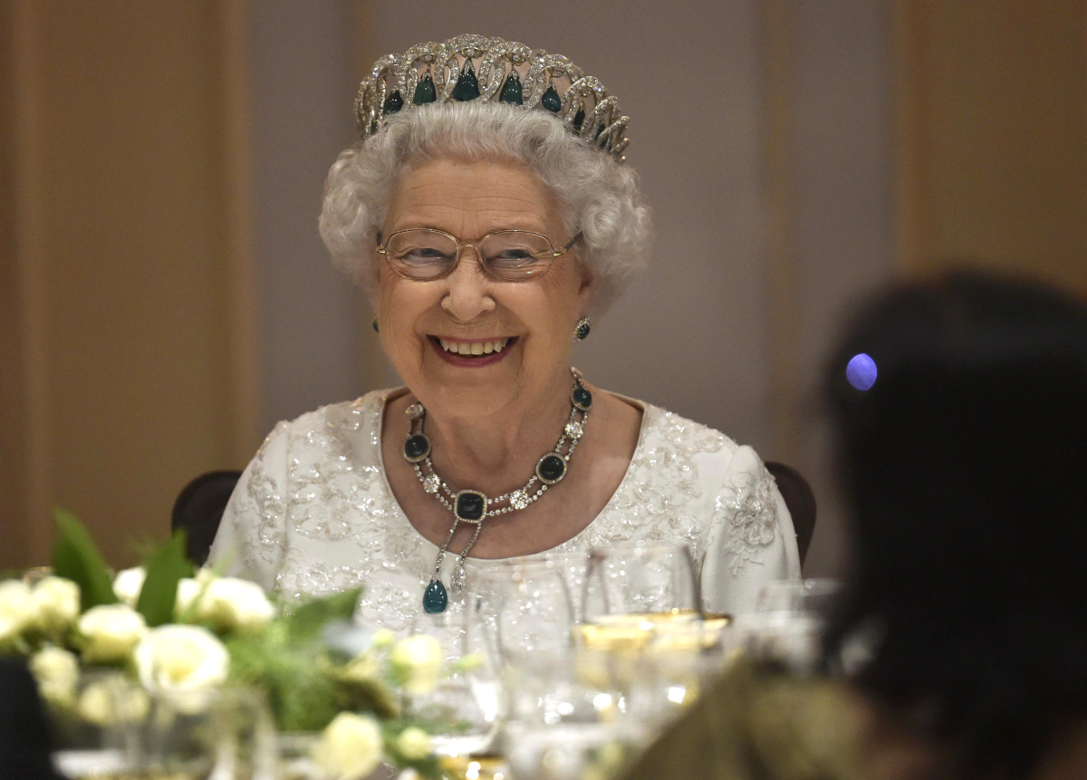 Queen Elizabeth Is a 'Chocoholic' But Don't Touch Your Dessert Before She Does - Showbiz Cheat Sheet thumbnail