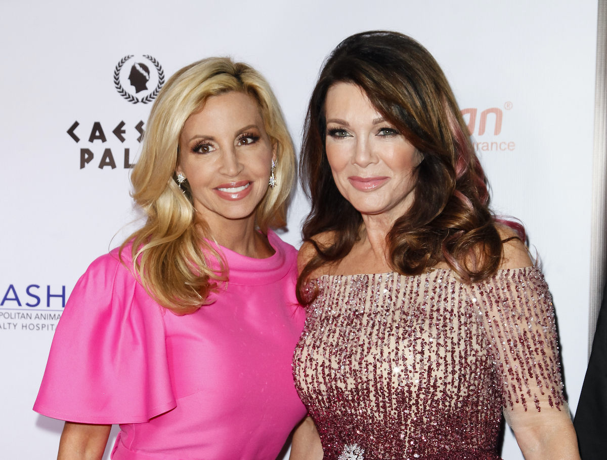 Camille Grammer and Lisa Vanderpump from 'RHOBH'