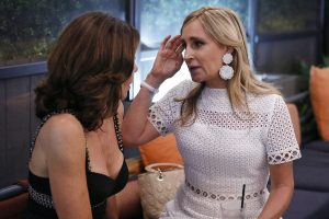 'RHONY': Luann de Lesseps Tells Sonja Morgan: 'I Don't Need You, Go F**K Yourself'