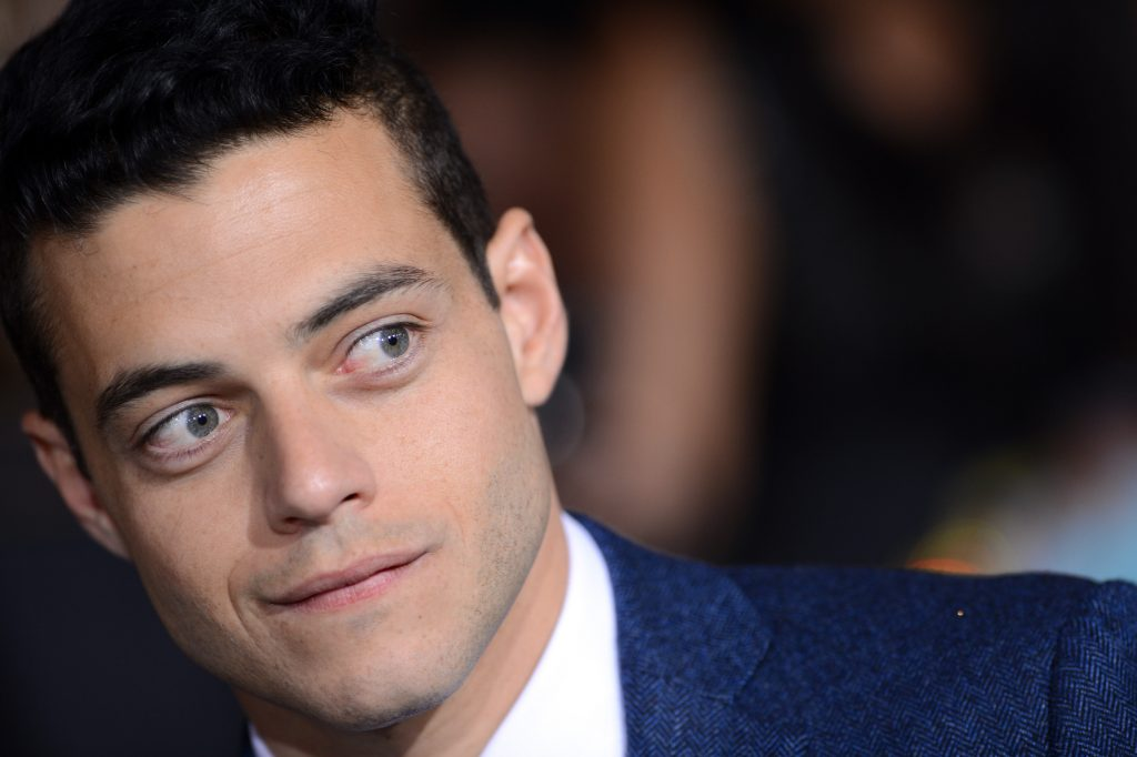 Rami Malek of 'The Twilight Saga'