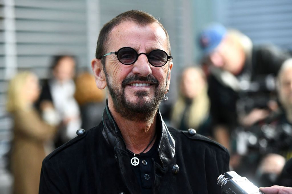 Ringo Starr at an event