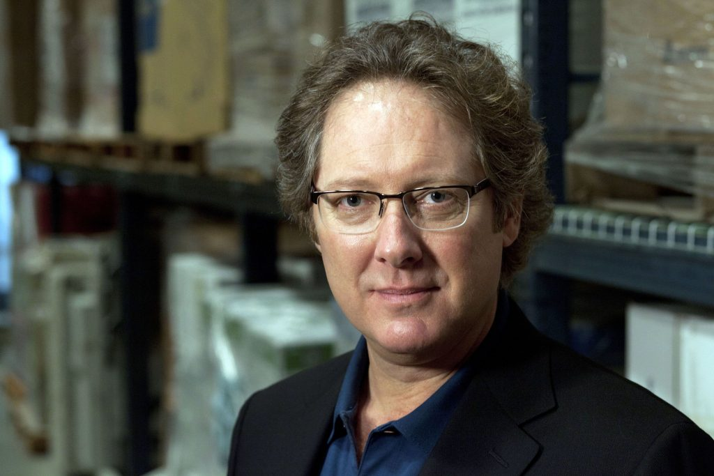 James Spader as Robert California on 'The Office'