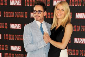Why Robert Downey Jr. Was Called A 'Wimp' By Gwyneth Paltrow When Filming 'Iron Man 3'