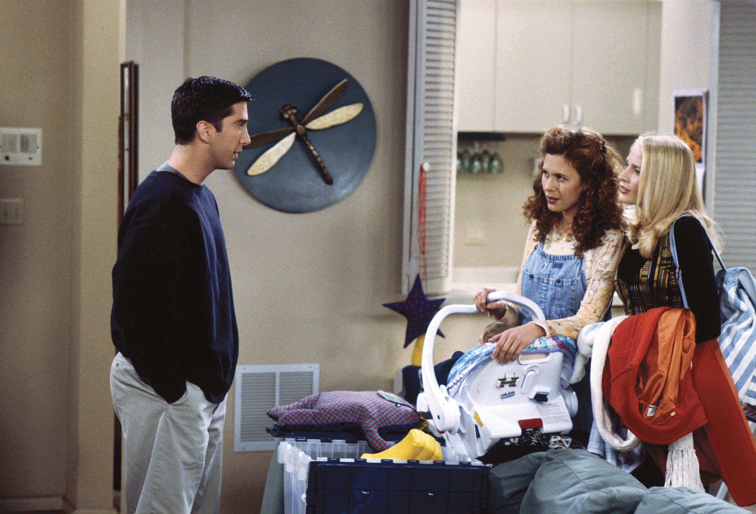 Ross, Carol, and Susan