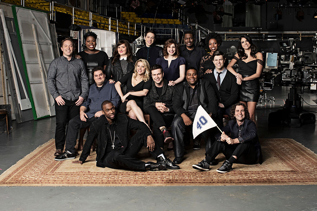 Saturday Night Live cast