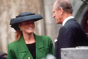 Did Prince Philip Finally Forgive Sarah Ferguson After They Attended Princess Beatrice's Wedding?