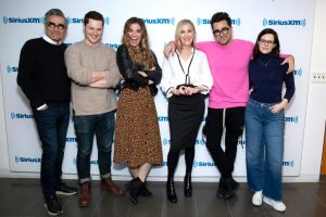 'Schitt's Creek': Dan Levy Says This Day on Set Was the 'Most Emotional' of His Life