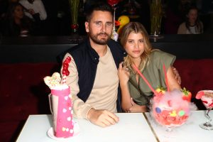Scott Disick and Sofia Richie Appear to Have a Netflix Date Amid Reconciliation Rumors