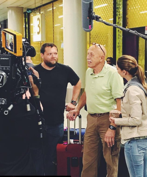 A break in filming on 'The Incredible Dr. Pol' | Instagram