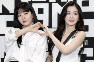 Red Velvet's Seulgi and Irene Top iTunes Charts Around the World With New Album 'Monster'