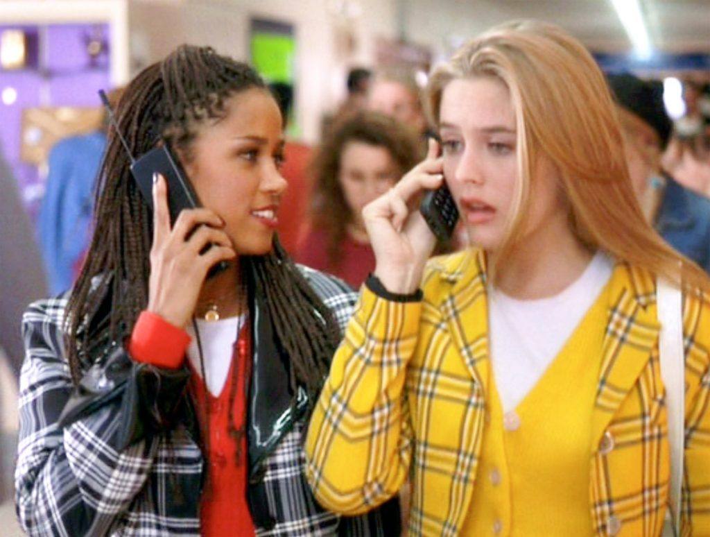 Clueless Stacey Dash and Alicia Silverstone