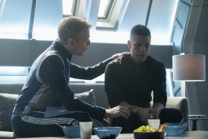 'Star Trek: Discovery' –Wilson Cruz and Anthony Rapp Reveal How Season 3 Will Change Culbert and Stamets' Relationship