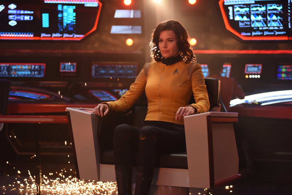 Star Trek Rebecca Romijn