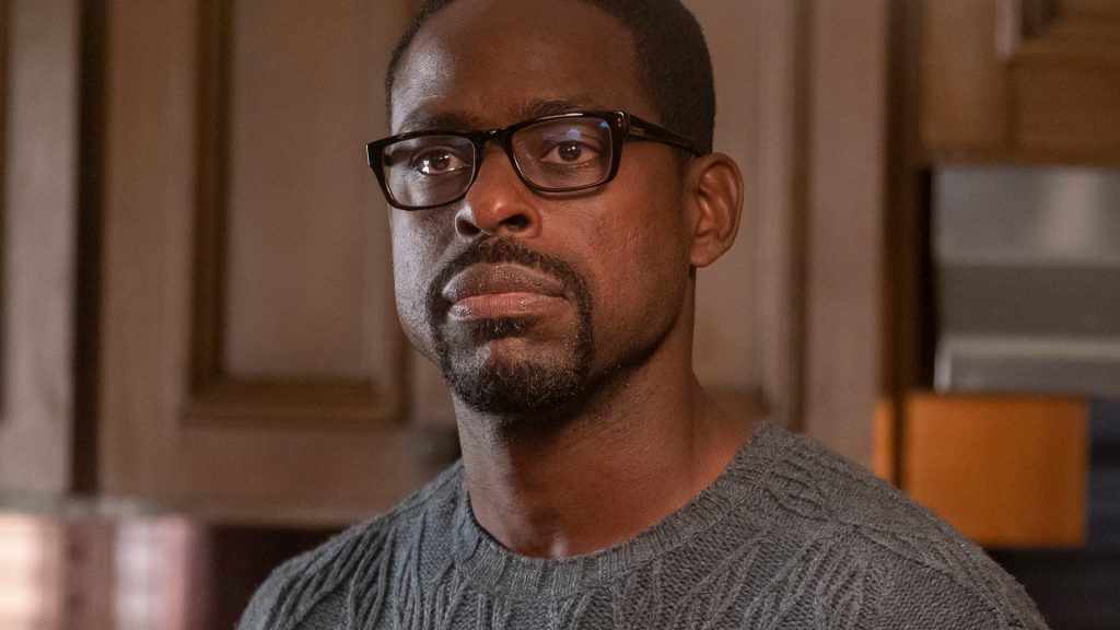 Sterling K. Brown as Randall on 'This Is Us' Season 4 Episode 9