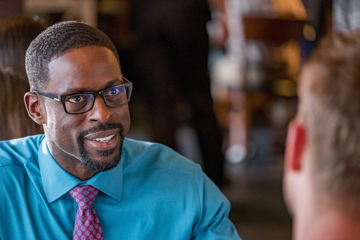 Sterling K. Brown as Randall Pearson in 'This Is Us'