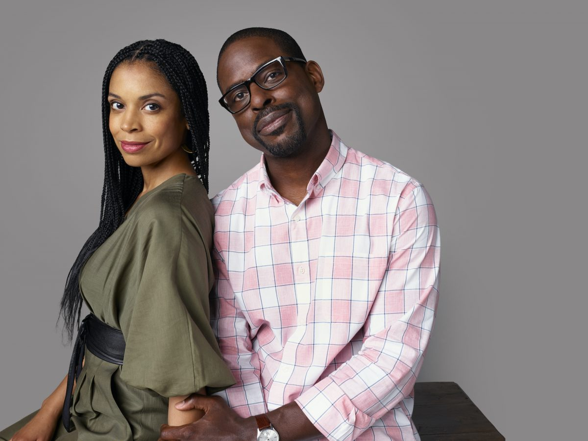 Susan Kelechi Watson as Beth Pearson and Sterling K. Brown as Randall Pearson in 'This Is Us' Season 4
