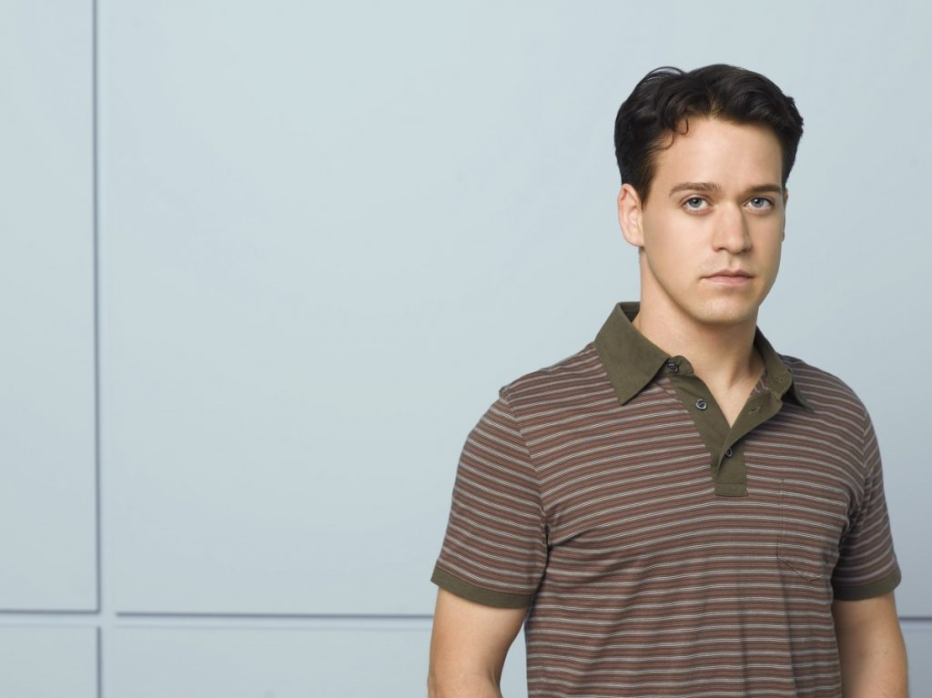'Grey's Anatomy' star T. R. Knight as George O'Malley