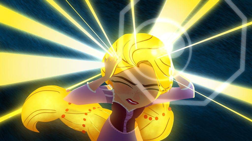 Disny Channel's 'Tangled: The Series'