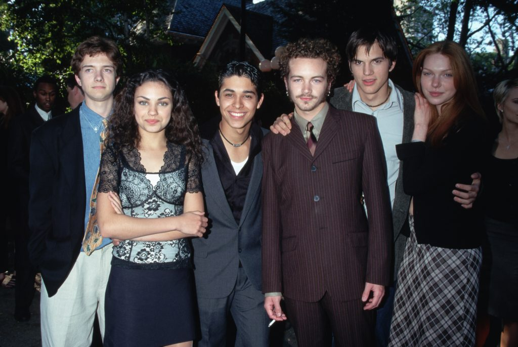 Cast of 'That '70s Show'