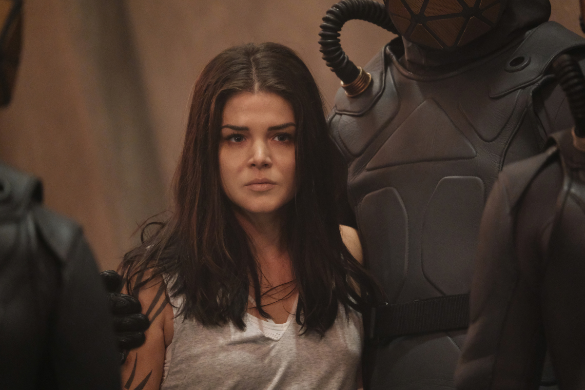 The 100: Marie Avgeropoulos