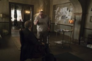 'The Blacklist' Fans Noticed Something Interesting About Brimley's Interrogation Techniques