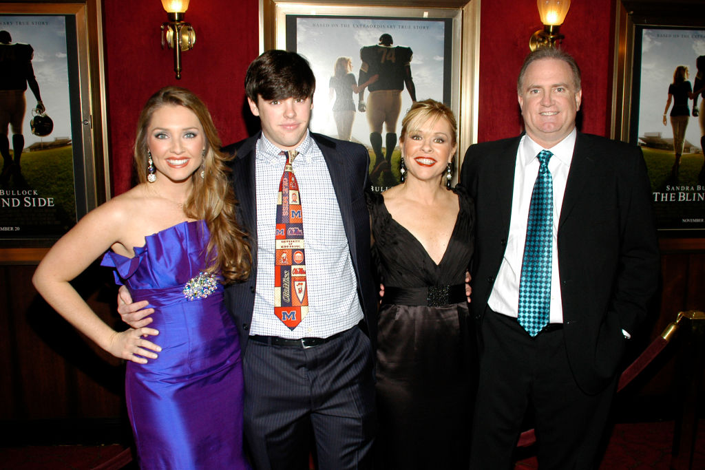 The Blind Side family