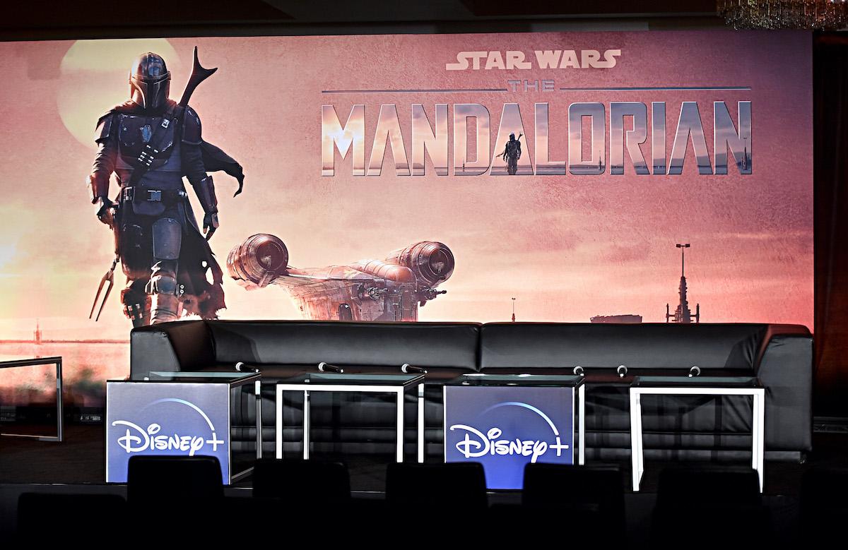 'The Mandalorian' press day | Alberto E. Rodriguez/Getty Images for Disney