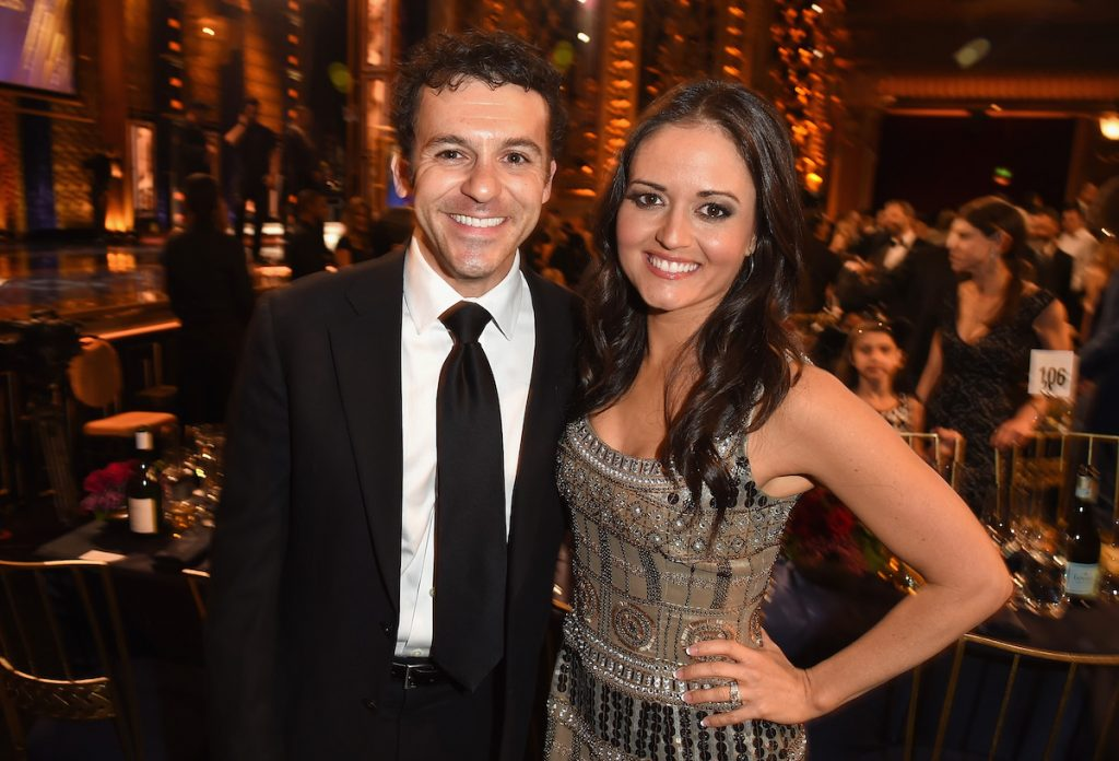 Fred Savage and Danica McKellar of 'The Wonder Years'